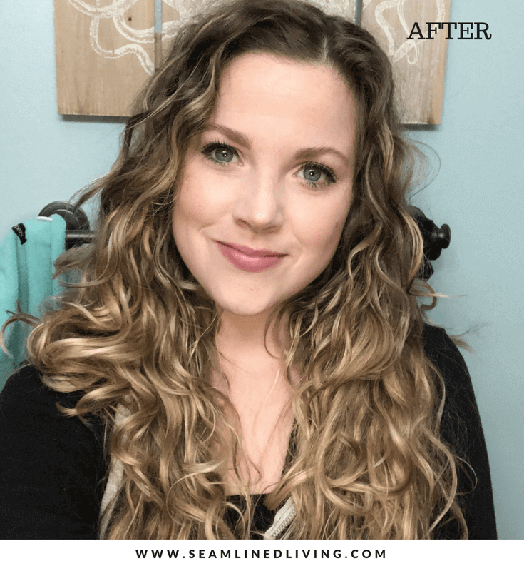 Does The Curly Girl Method Work My 30 Day Test Results Seamlined