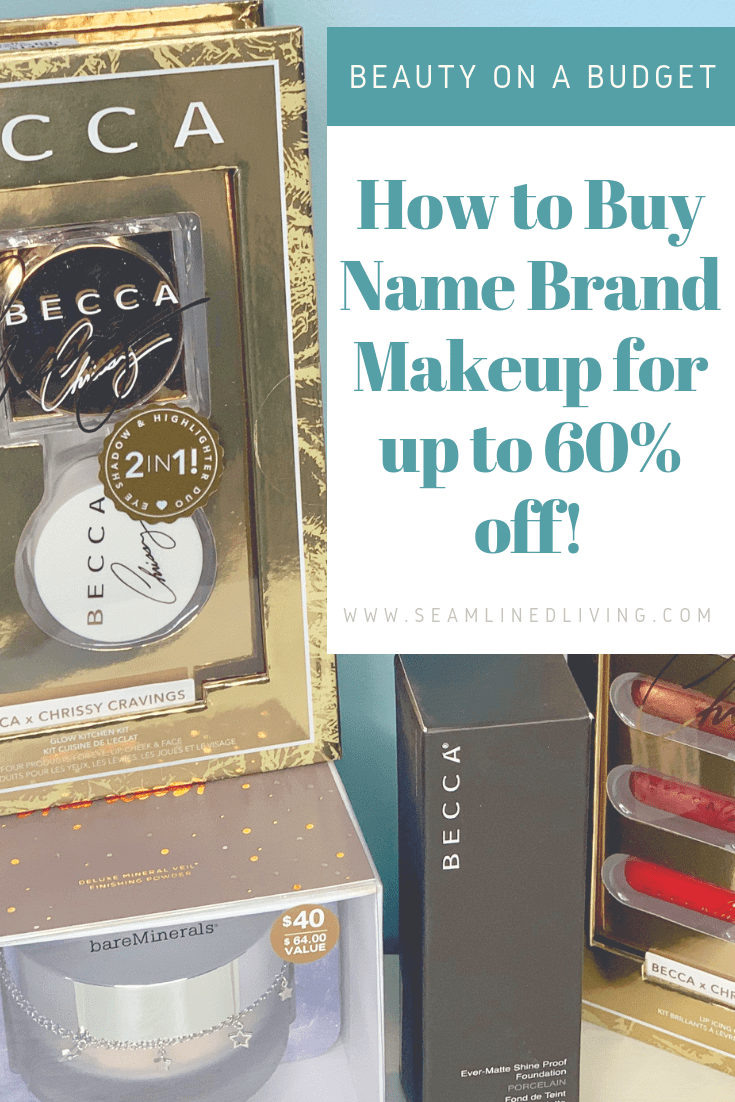 Beauty on a Budget: How to Buy Discounted Name Brand Makeup