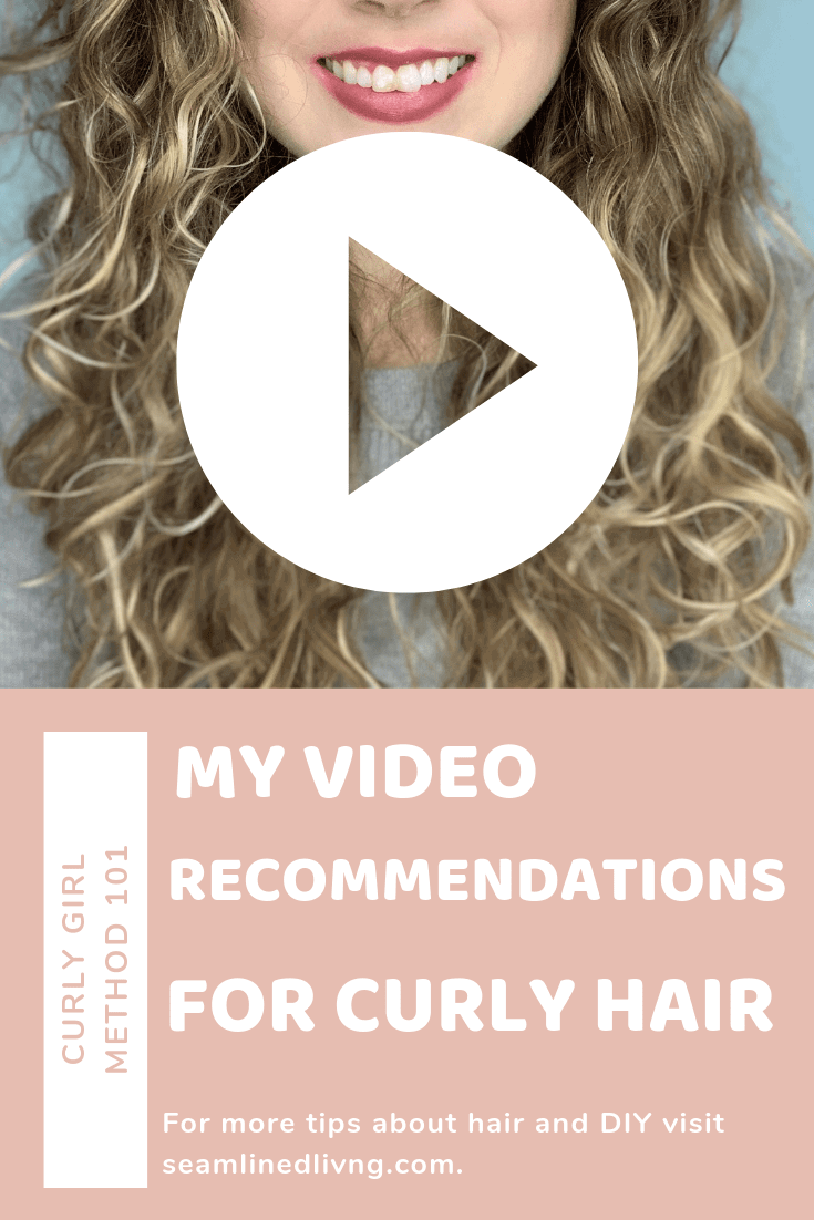 Curly Girl Method 101: My Video Recommendations