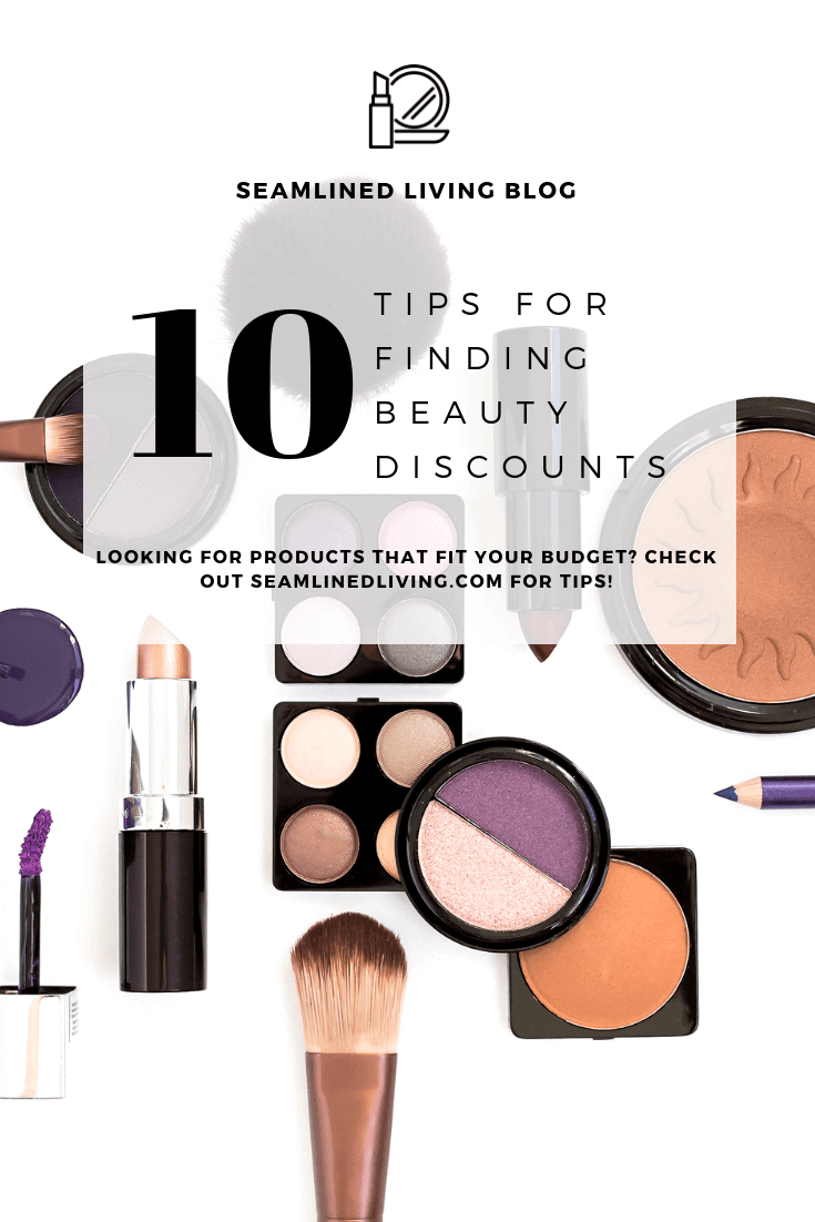 10 Tips for Finding Beauty Discounts on High-End Makeup