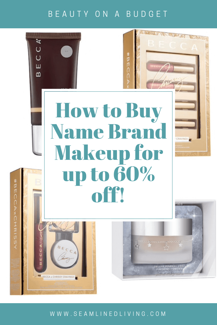 Beauty on a Budget: How to Buy Name Brand Makeup for Less
