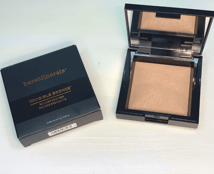 BareMinerals Invisible Bronzer - Beauty on a Budget