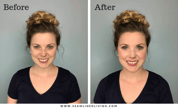 maybelline age rewind concealer before and after photos