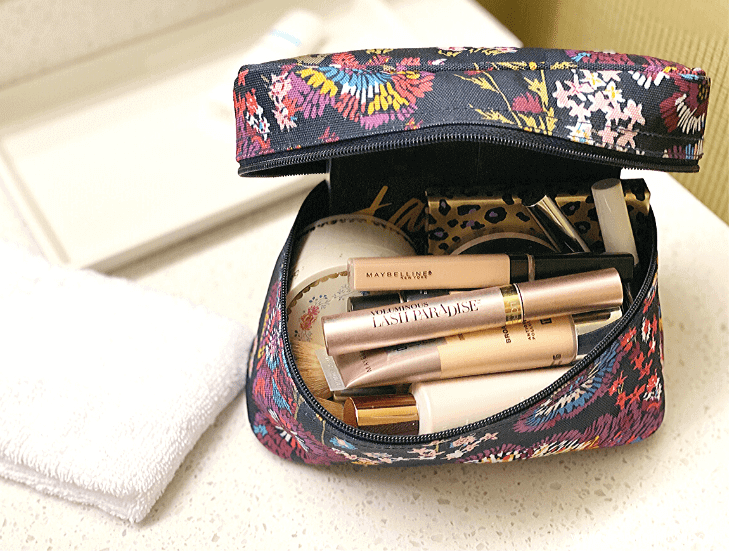 Traveling with Makeup