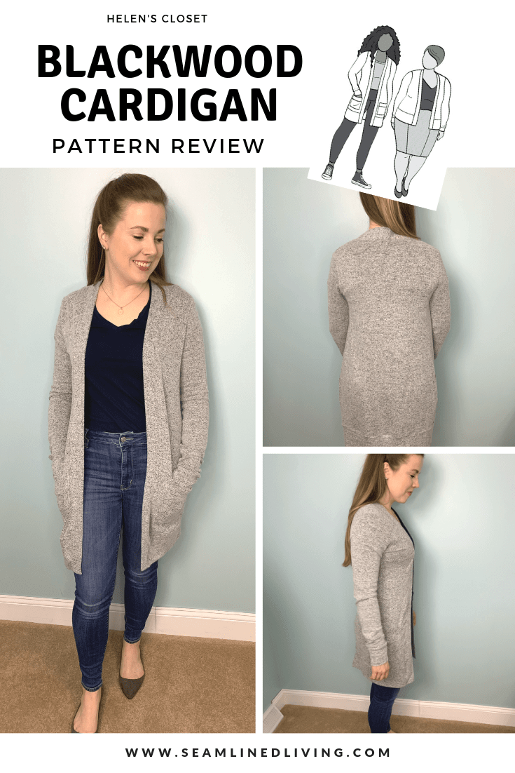Blackwood Cardigan by Helen's Closet