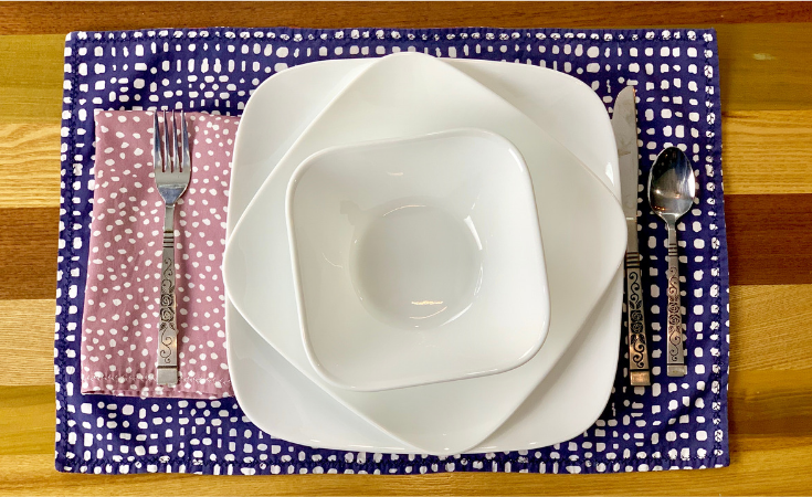 DIY Table Setting - How to Set a Table