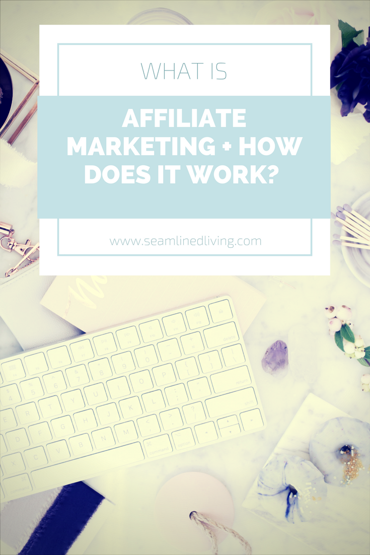 What is Affiliate Marketing | Seamlined Livng