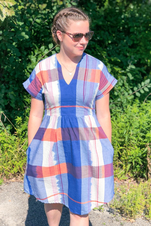 fringe dress review