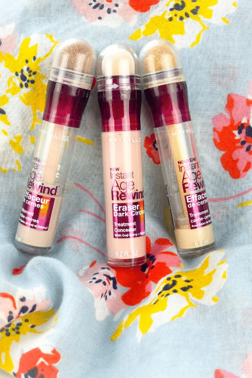 maybelline age rewind review