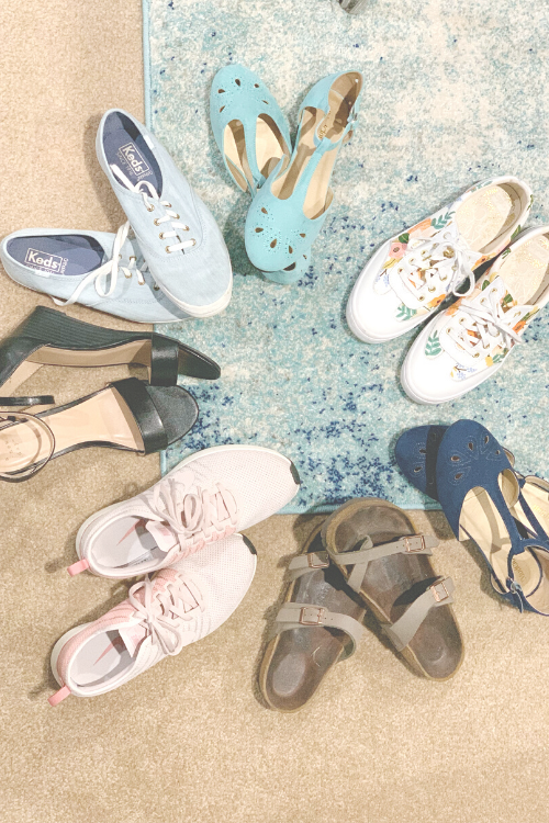 spring and summer shoe trends