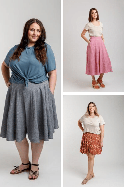 tania culottes style